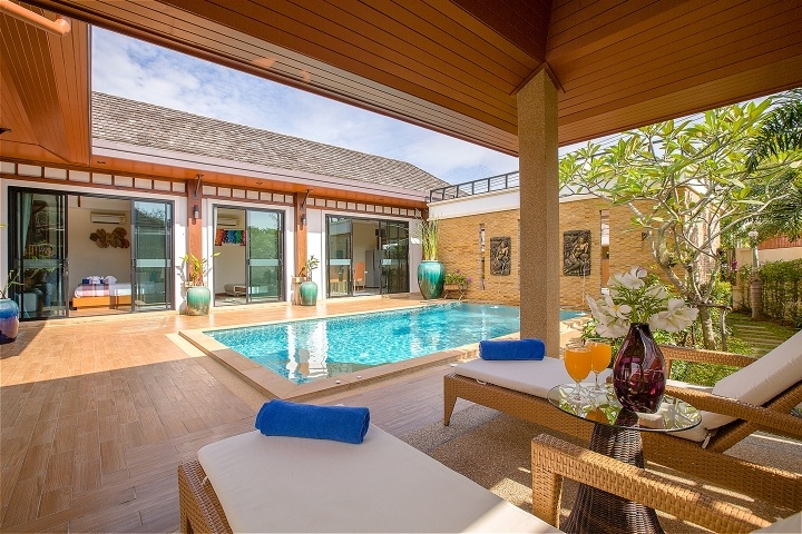 Private Pool Villas