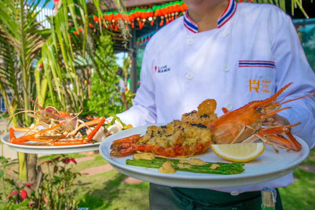 Catering from Love Rawai Cafe